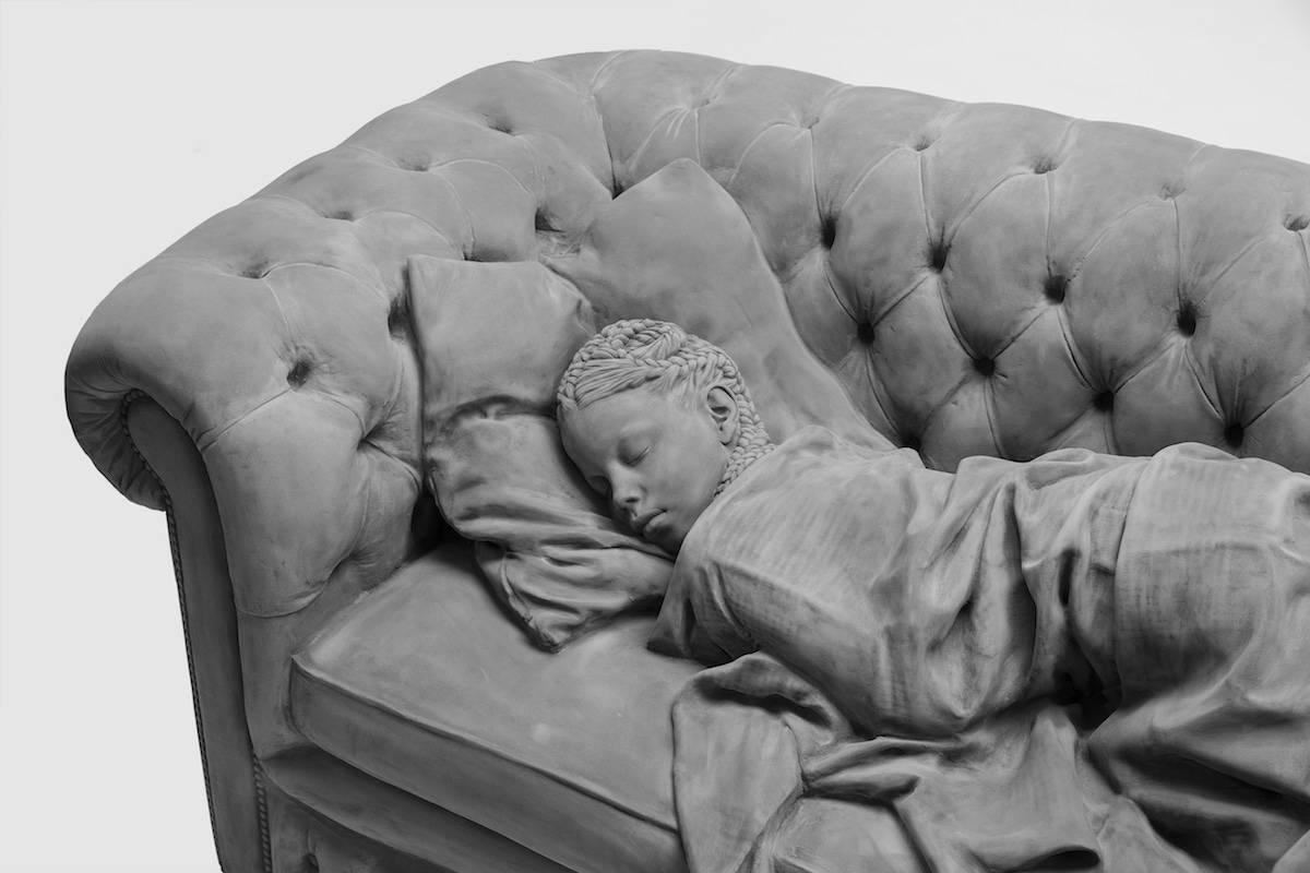 hans op de beeck sculpture 2