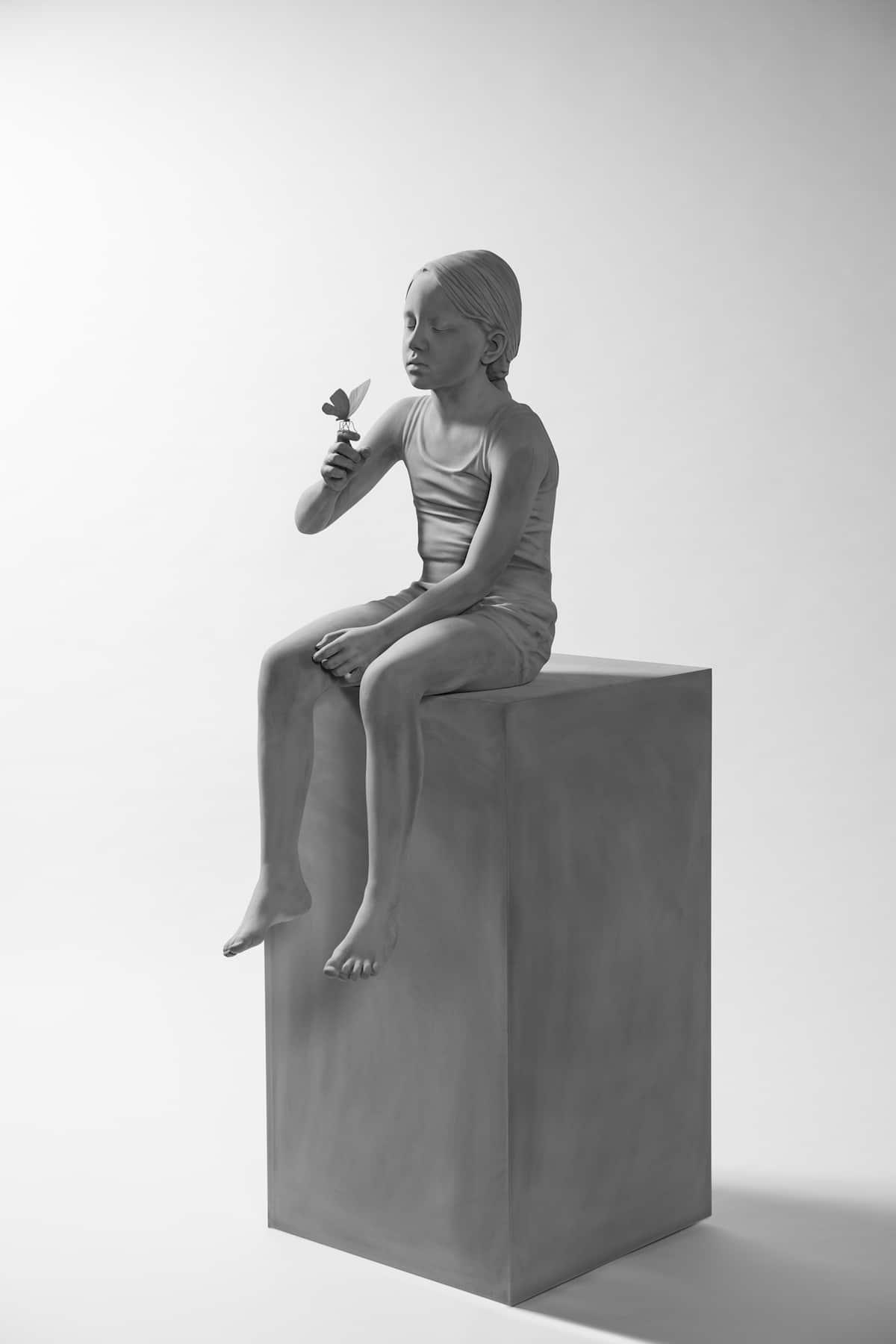 hans op de beeck sculpture 9