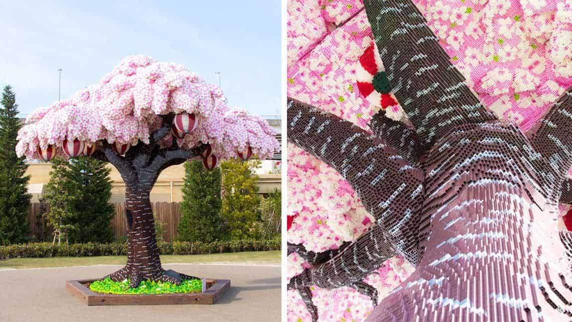 lego cherry blossom tree japan 6