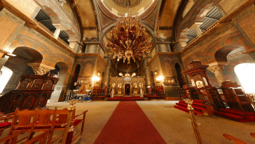Hagia Sophia Inside