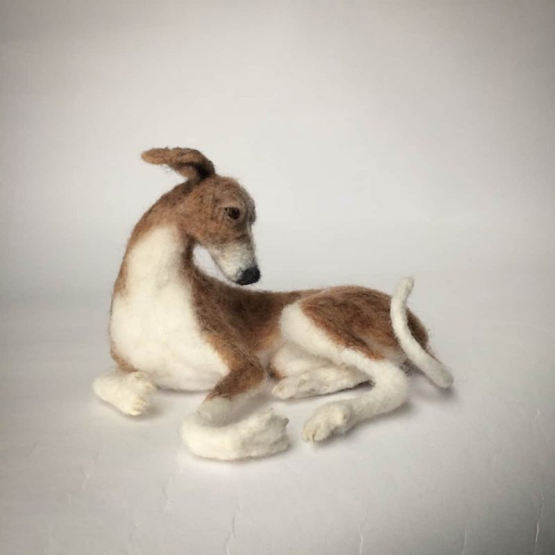 Mikaela Bartlett felt figurines 4