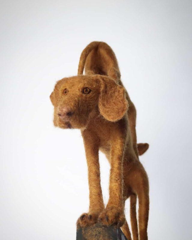 Mikaela Bartlett felt figurines 6