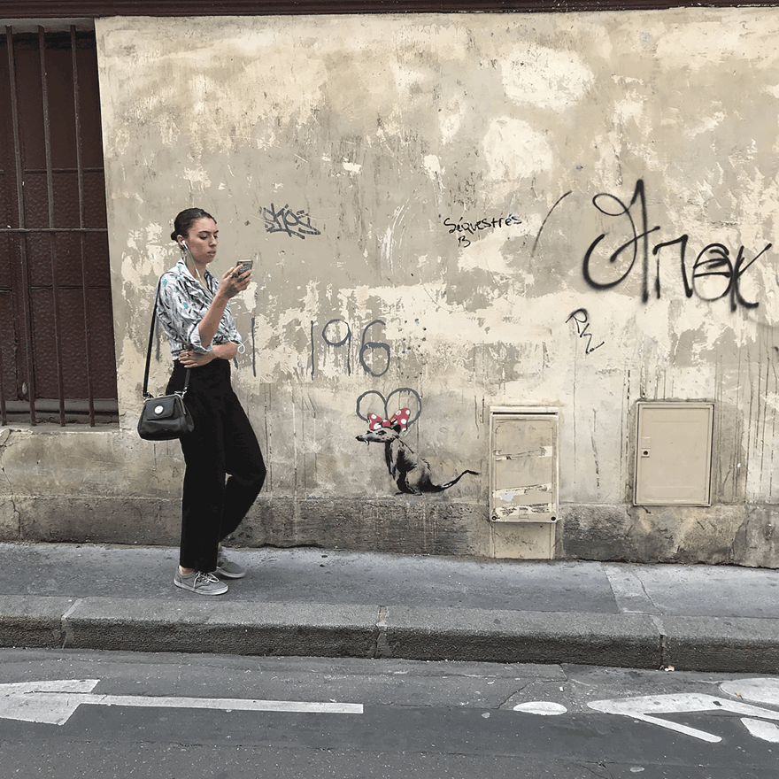paris 2018 banksy 2