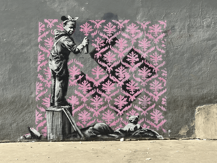 paris 2018 banksy 4