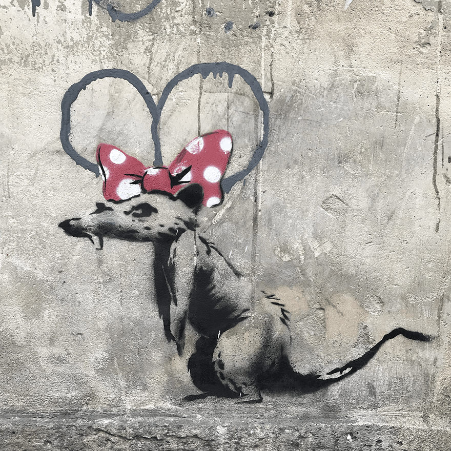 paris 2018 banksy 6