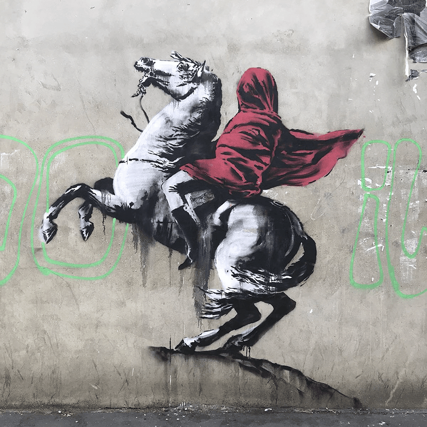 paris 2018 banksy 7