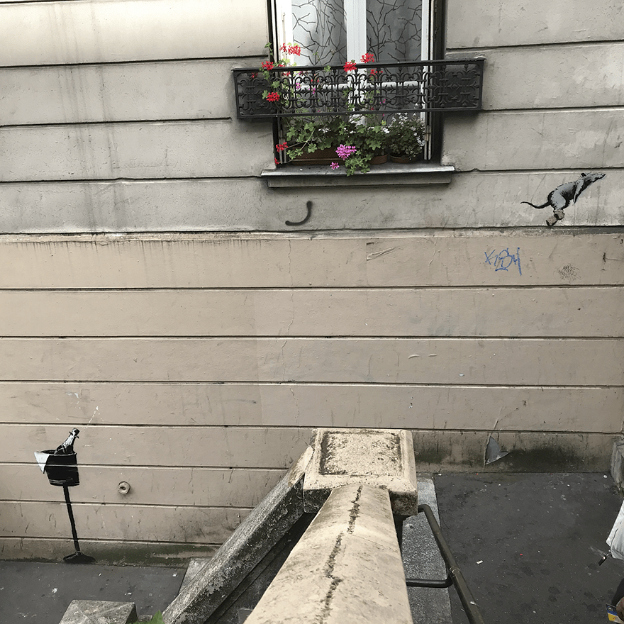 paris 2018 banksy 8