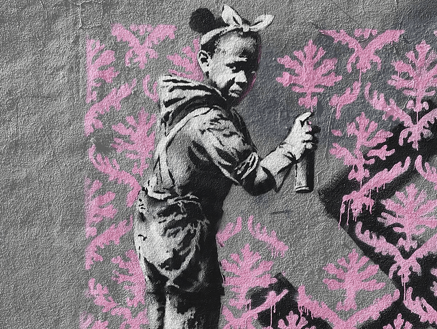 paris 2018 banksy 9
