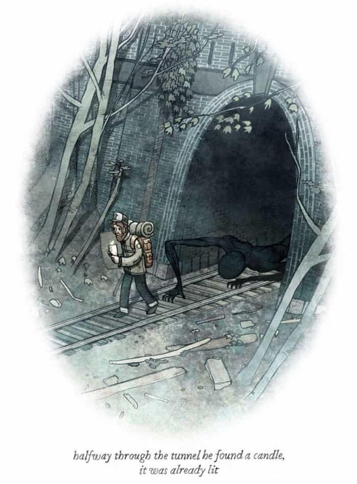 scary illustrations brian coldrick 4