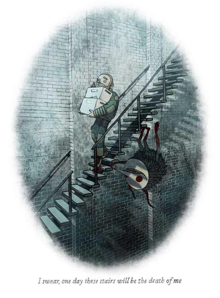 scary illustrations brian coldrick 7