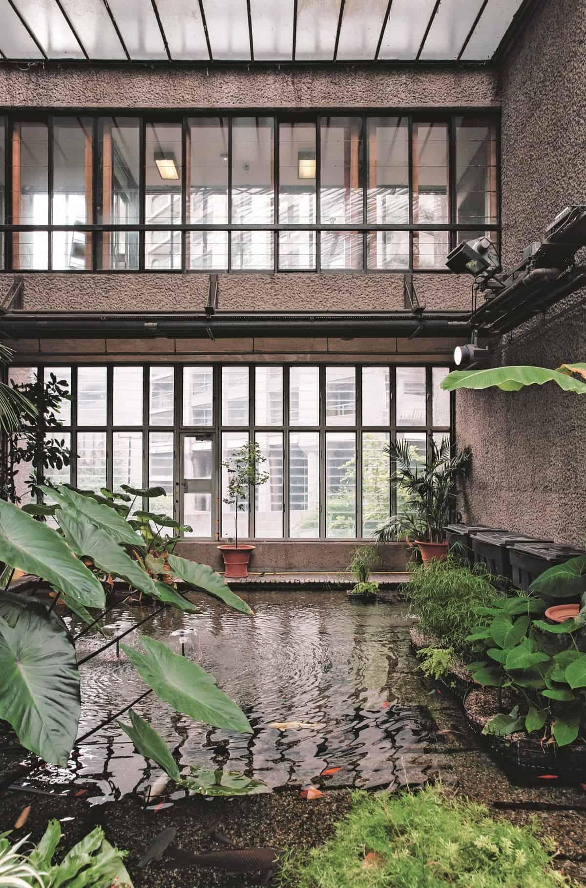 haarkon glasshouse greenhouse 1