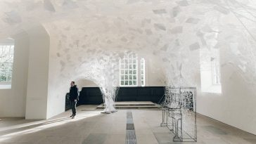 Chiharu Shiota Beyond Time Exhibition