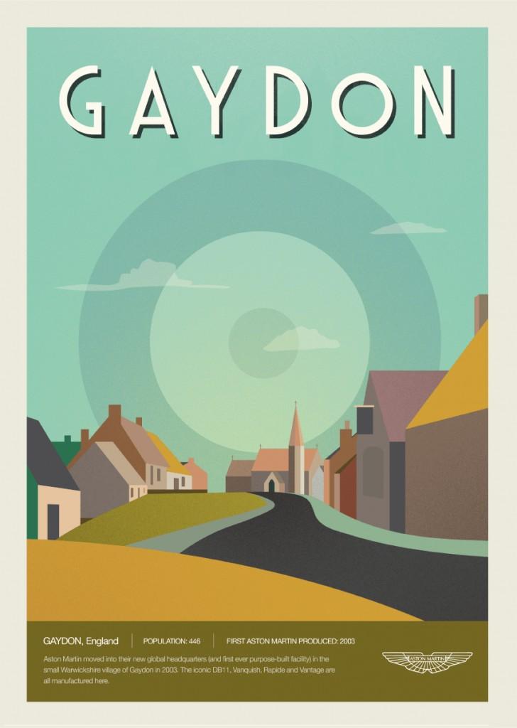 GAYDON 1