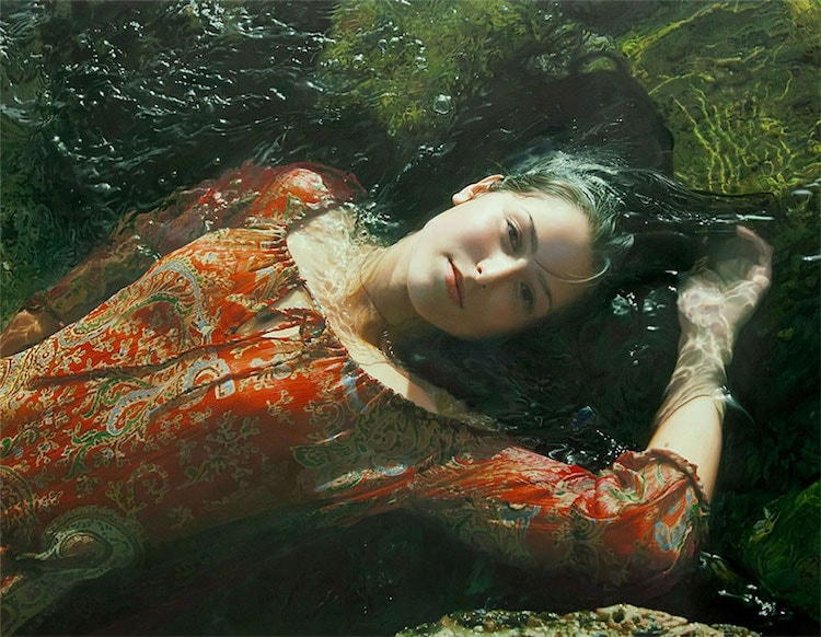 Yigal Ozeri photorealism 10