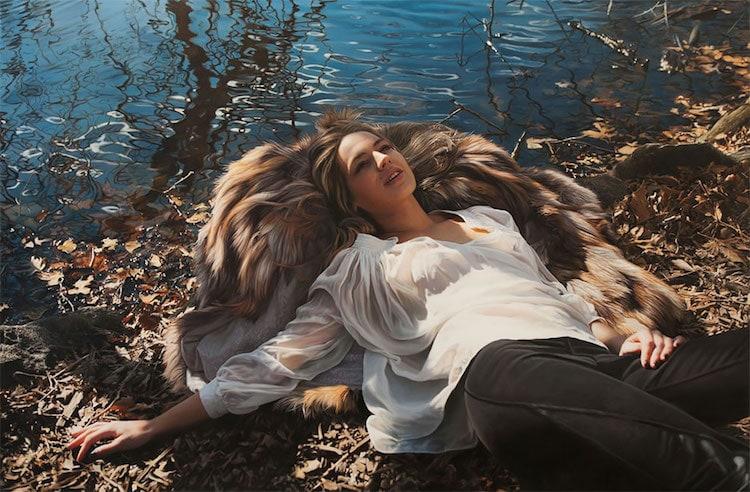 Yigal Ozeri photorealism 18
