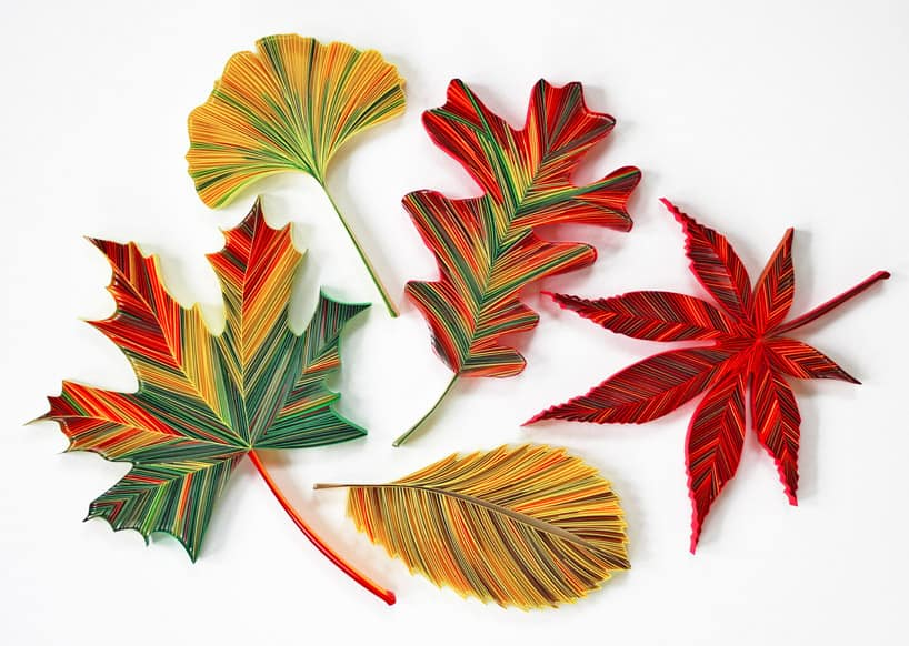 judith rolfe paper quilled floral art designboom 10 1