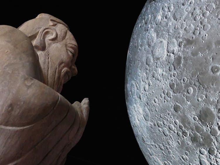 museum of the moon installation art luke jerram 6