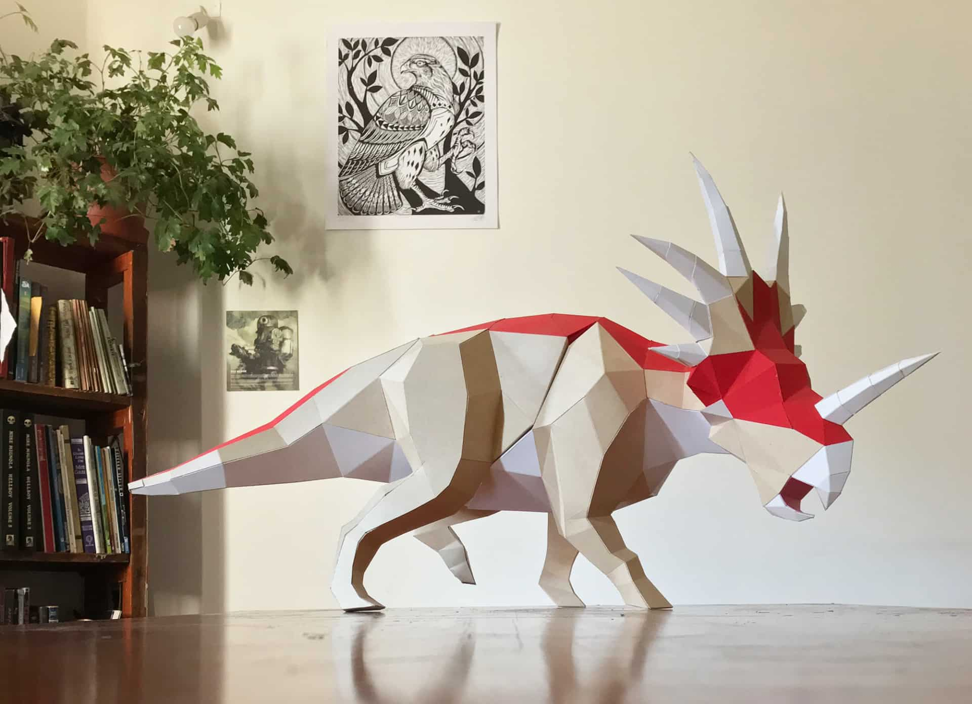dinosaur paper 2