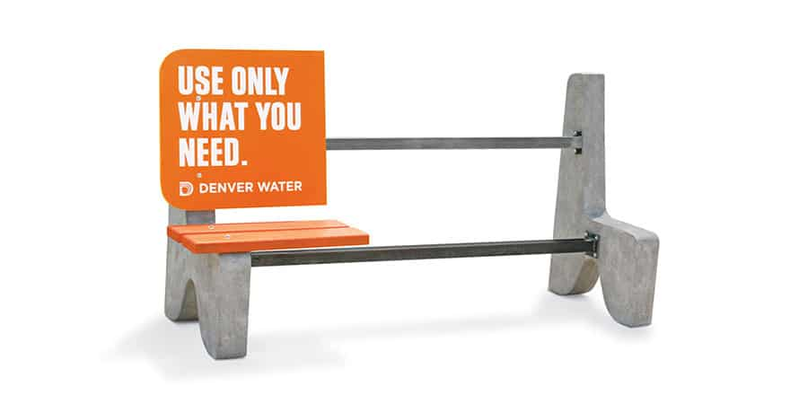 use only what you need denver water sukle 6