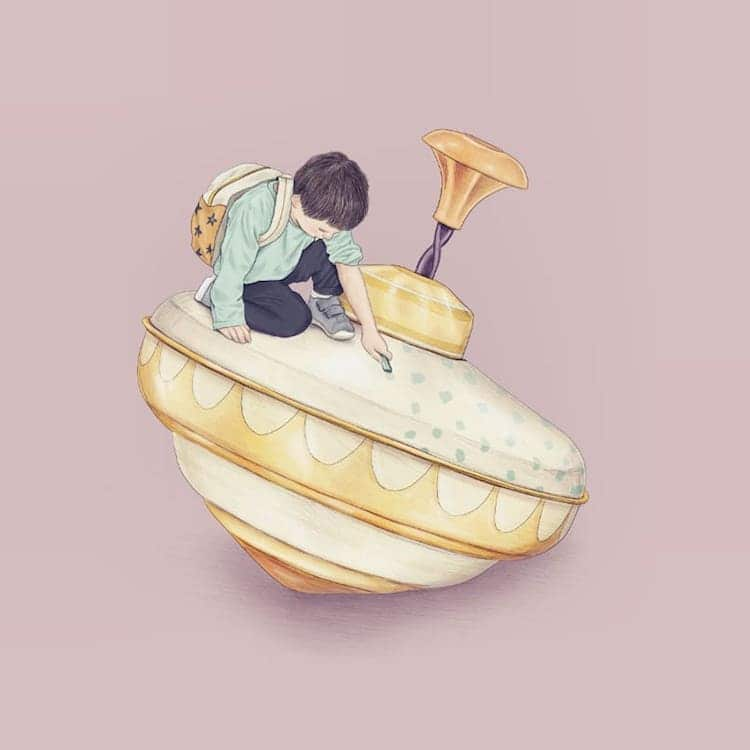 illustration art gabriella barouch 2