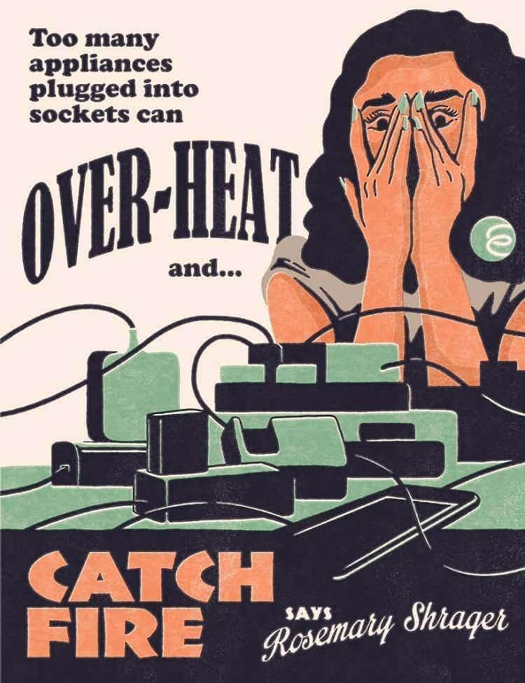 over heat