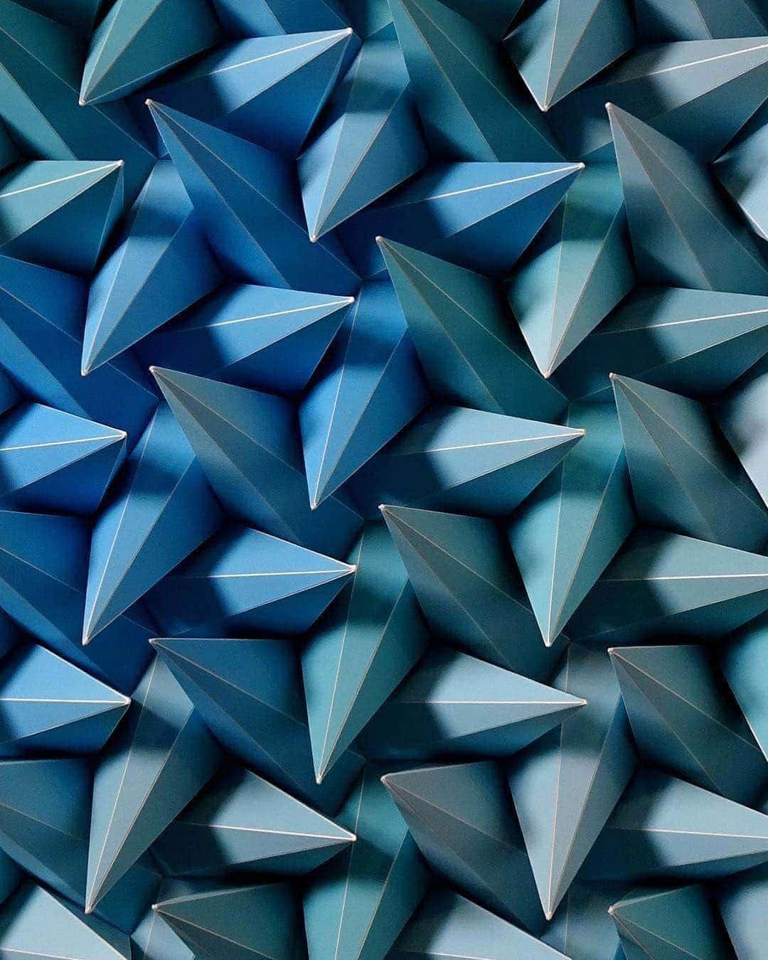 3d paper sculpture matthew shlian 1