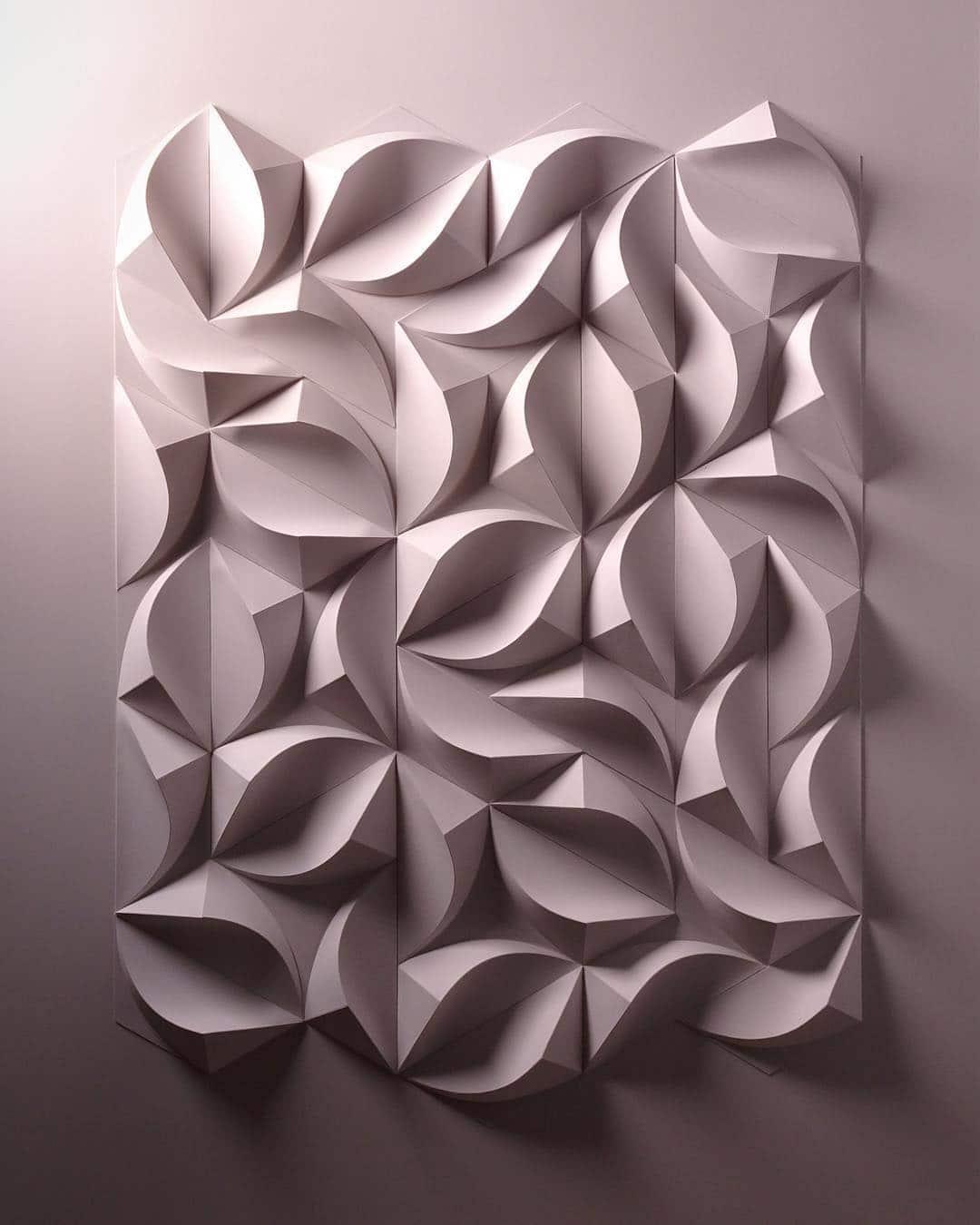 3d paper sculpture matthew shlian 4