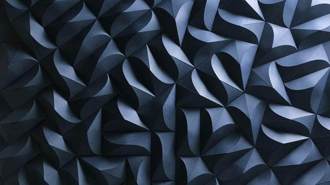 3d paper sculpture matthew shlian 5