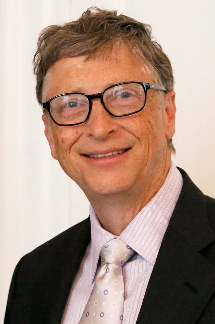 717px Bill Gates July 2014
