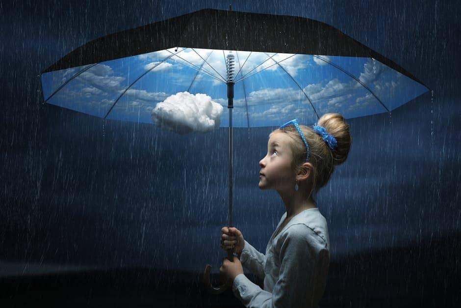 fotomontage39 the good weather umbrella