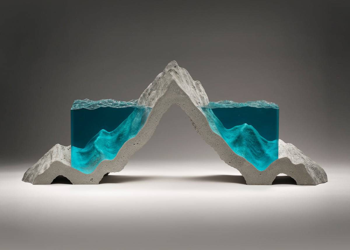 glass sculpture artist ben young 2