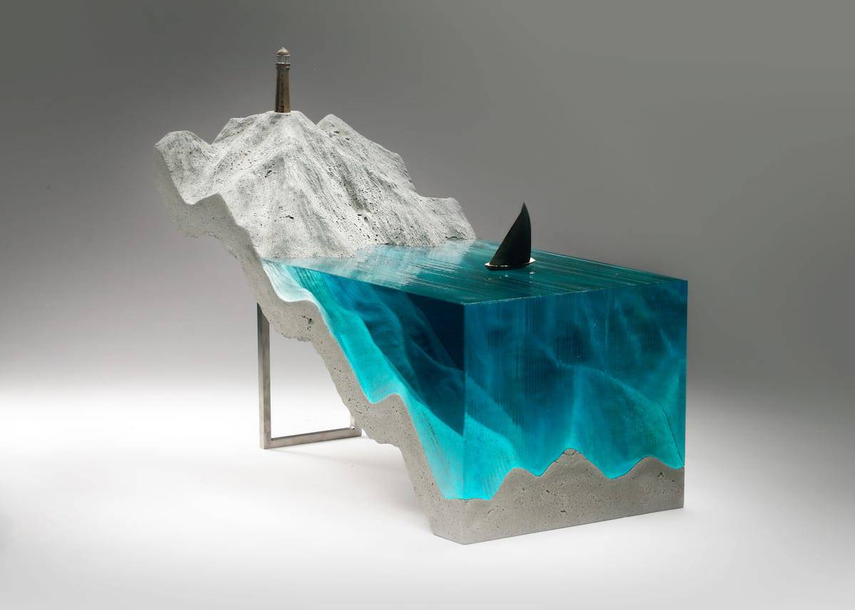 glass sculpture artist ben young 3