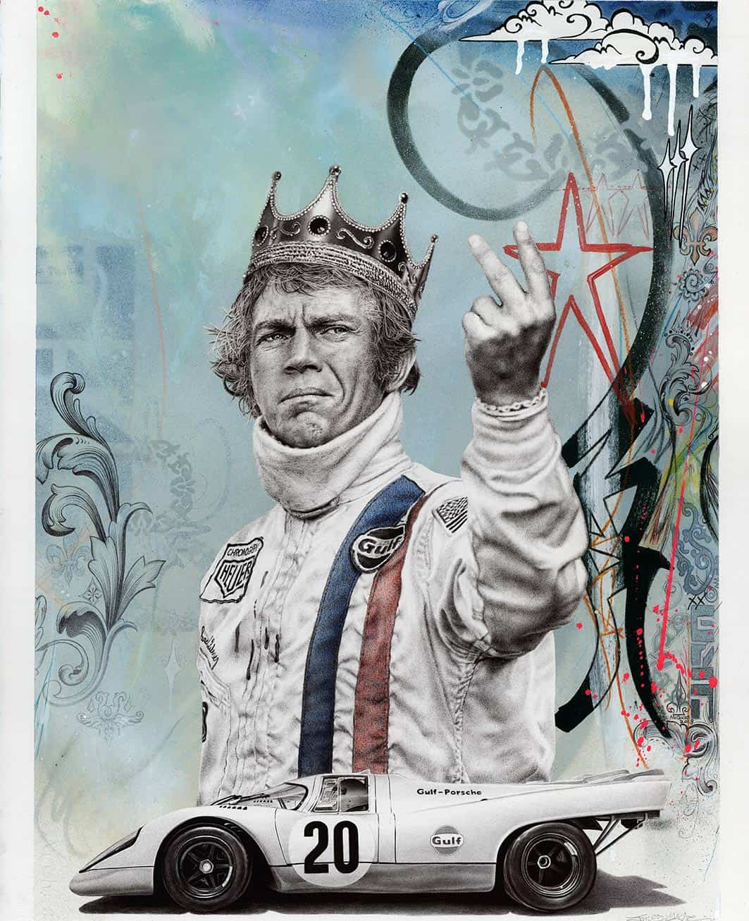 King McQueen SML