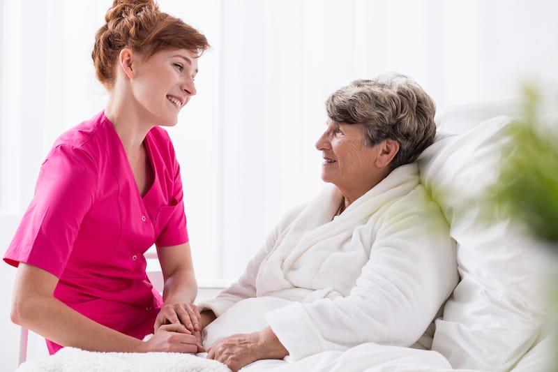 positive talking to patient P686FU6
