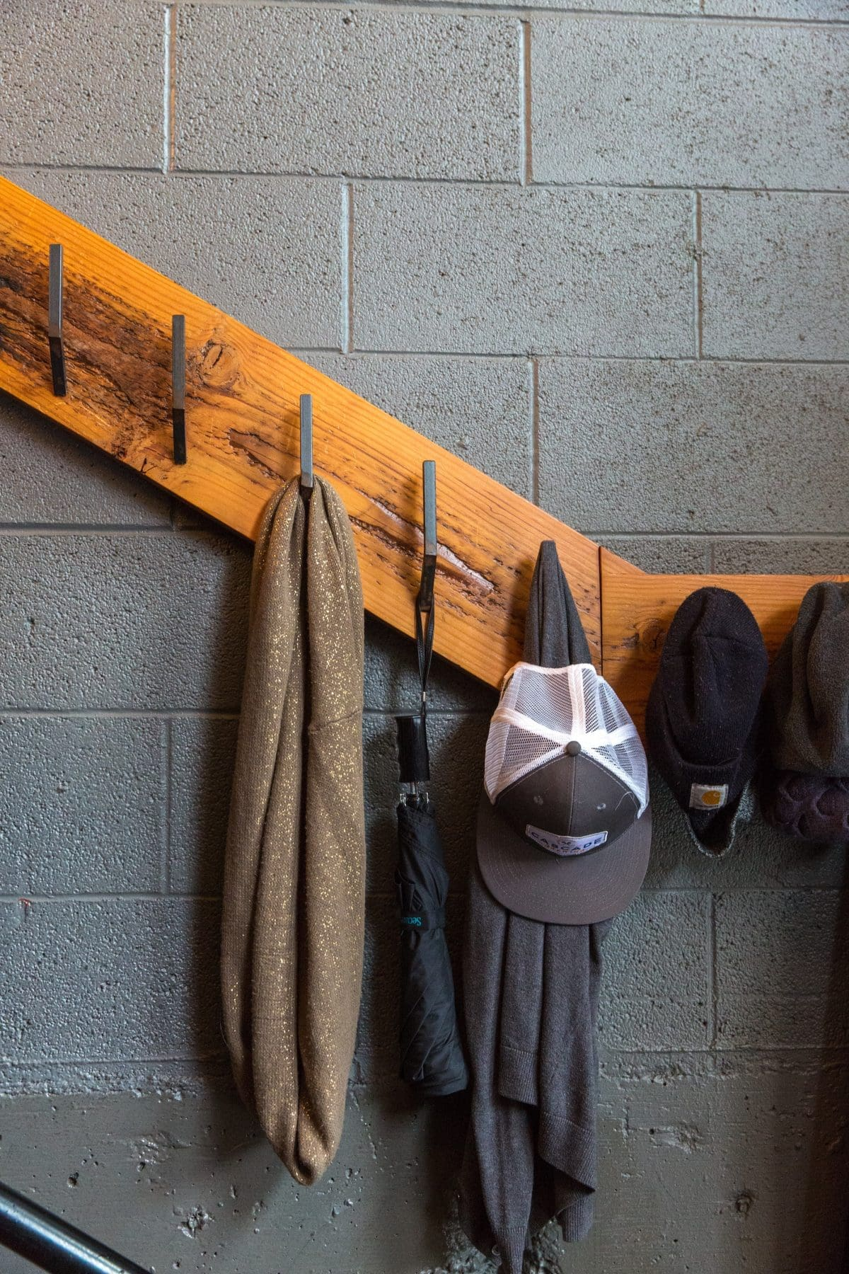 Coat Rack, Hook, Hat