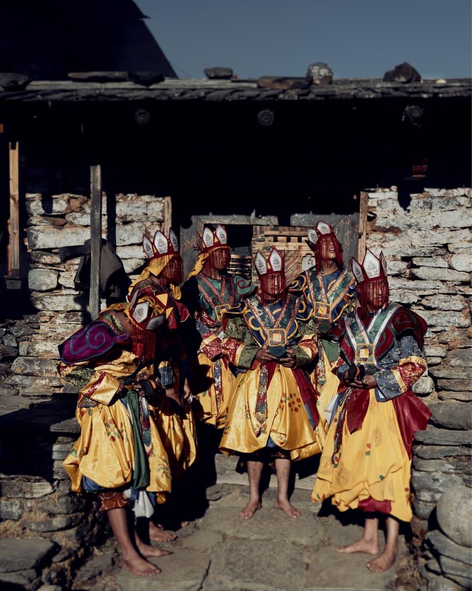 Jimmy Nelson XXIX 32 Chojam Rabney celebration Bumthang Bhutan 2016 full