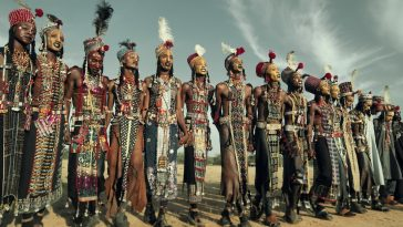 Jimmy Nelson XXVIII 61 Wodaabe Gerewol festival Bossio Chari Baguirmi region Chad 2016 full