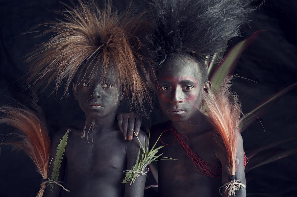 Jimmy Nelson XXXIV 13 Kaluli Mount Bosavi Southern Highlands province The Highlands Papua New Guinea 2017 full