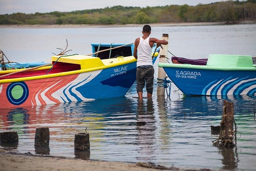 boa mistura boats marine biodiversity designboom 3