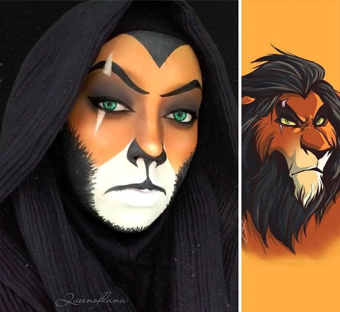 5dcbc0b338ccf hijab makeup pop culture transformation queenofluna 218 5dc951ff82a96 700