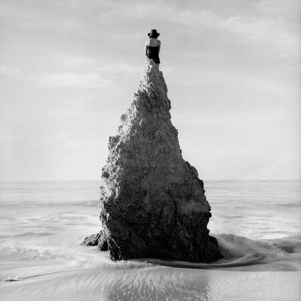 FAS 3a RodneySmith caroline on pointed rock near los angeles ca 1998