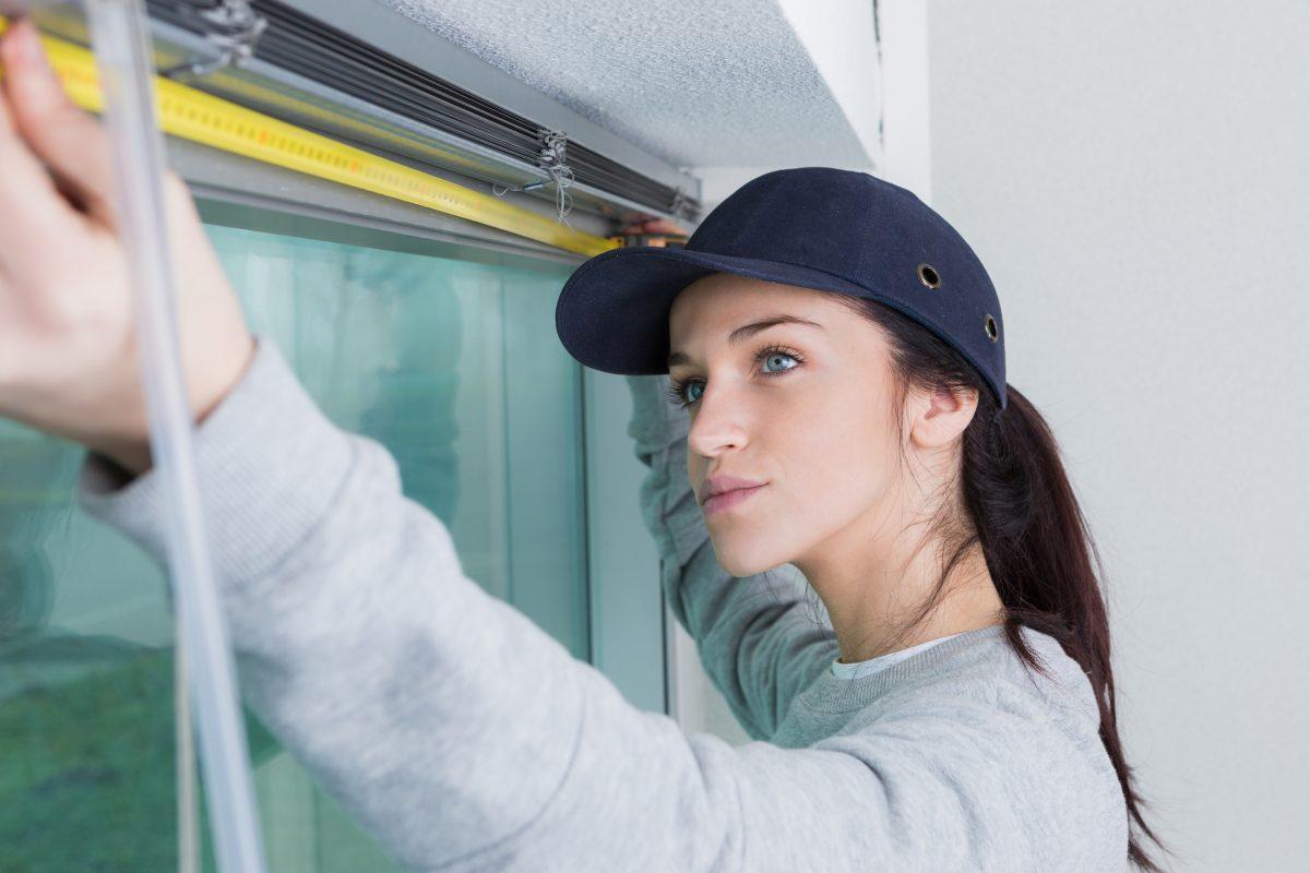 measuring a window PHMRUTB