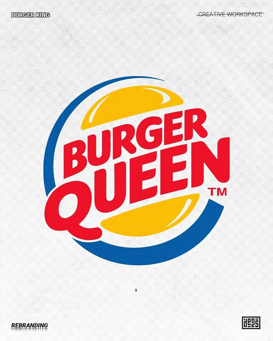 Artist shows alternative versions of famous logos in different styles 5ed3adc1dfdc7  880