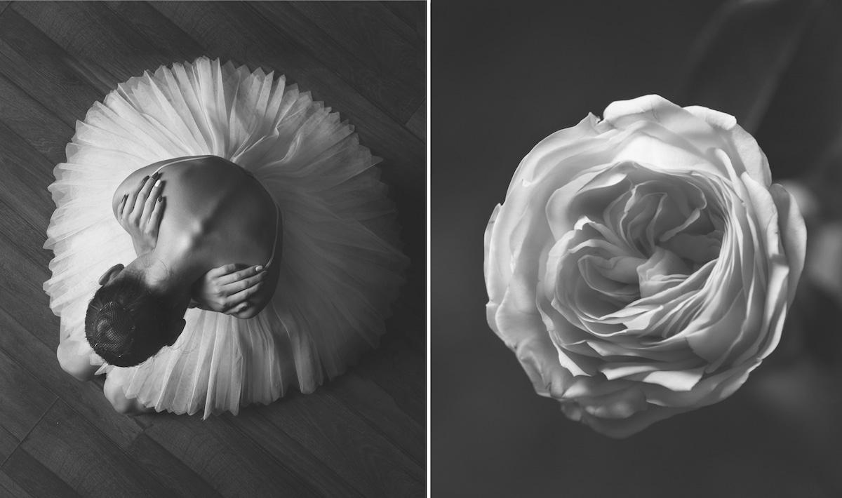 yulia artemyeva ballet flowers 2