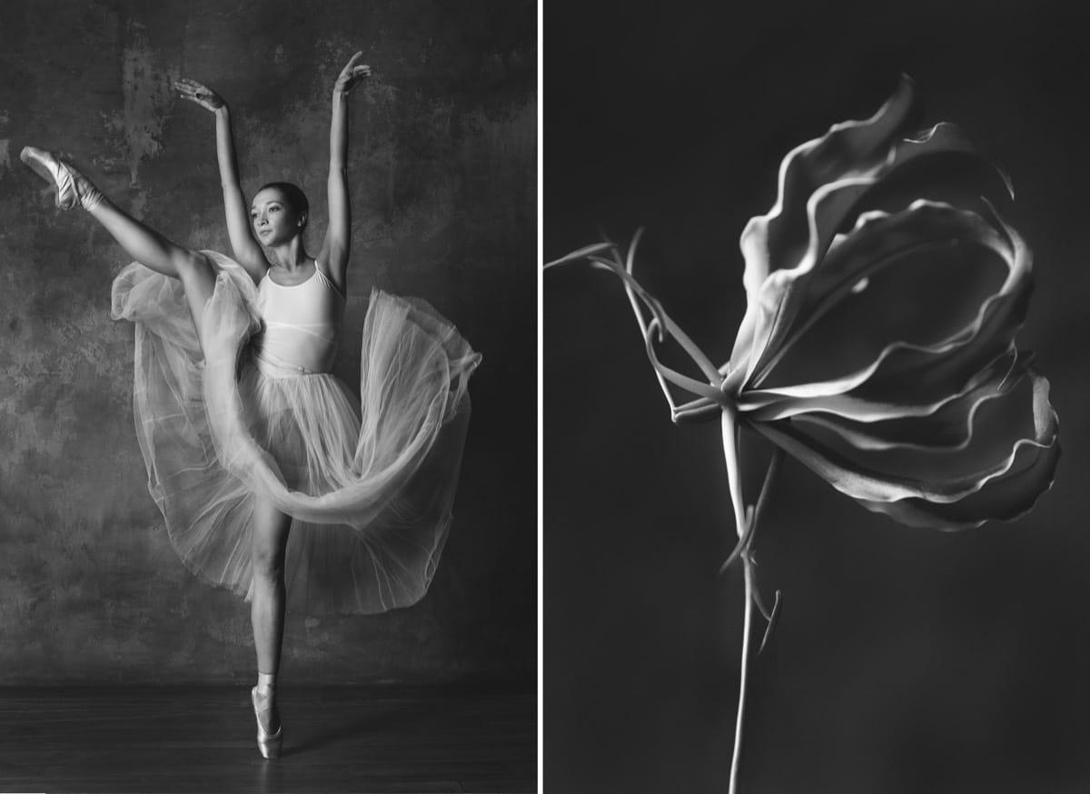 yulia artemyeva ballet flowers 3