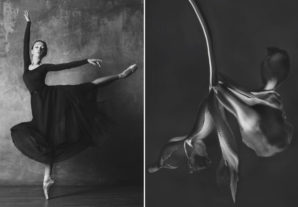 yulia artemyeva ballet flowers 8