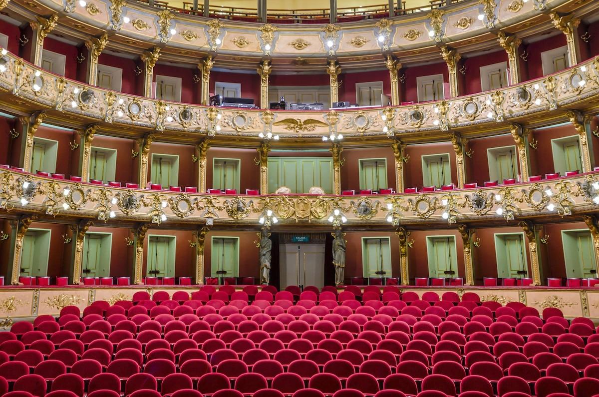 Richard Silver Teatro Colon Bogota Colombia