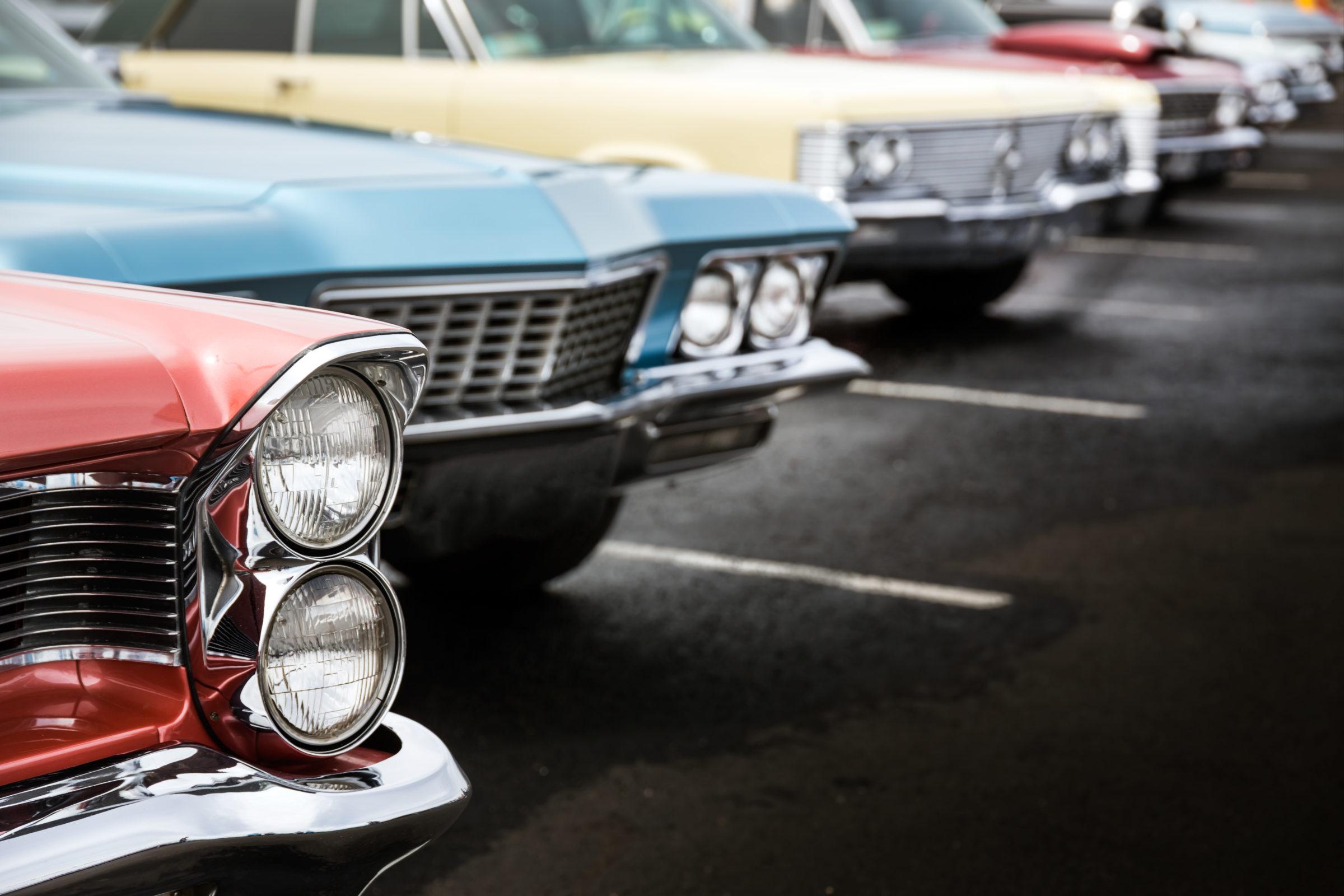 classic cars PJYKTCG