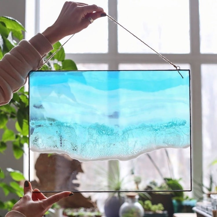 ocean resin art anna paschenko 3