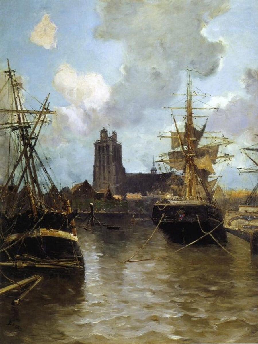 Boggs Dordrecht Harbour
